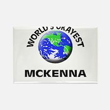 World's Okayest Mckenna Magnets
