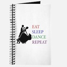 Eat Sleep Dance Journal