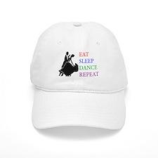 Eat Sleep Dance Baseball Cap