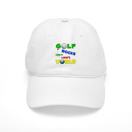 Golf Rocks Luke's World - Cap