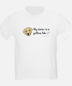 yellow lab gifts T-Shirt