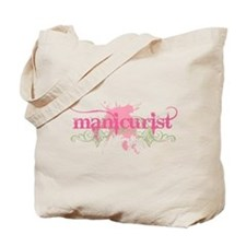Manicurist Beauty Tote Bag