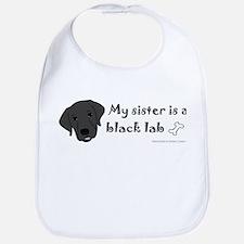 black lab gifts Bib