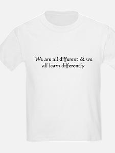 Teacher & Student T-Shirt