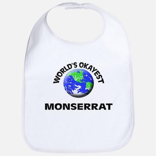 World's Okayest Monserrat Bib