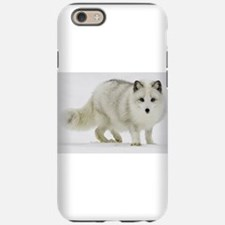Arctic Fox Blends Into His iPhone 6/6s Tough Case