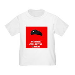 Gullible Che - loving Liberal T