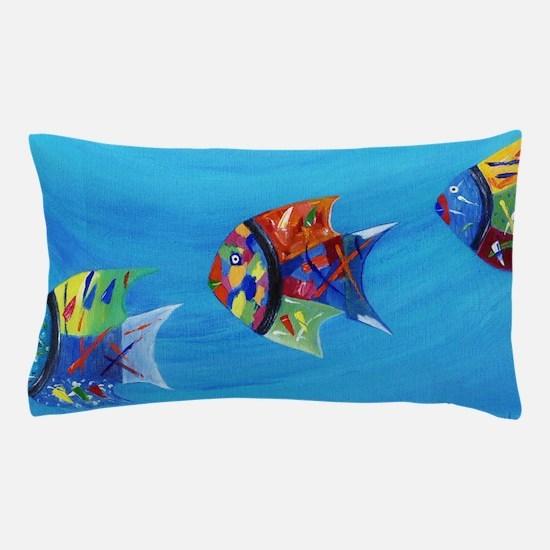 Cute Tropical fish Pillow Case
