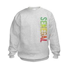 Senegal Stamp Sweatshirt