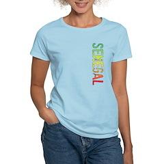 Senegal Stamp T-Shirt