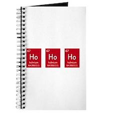 Nerdy Ho Ho Ho Journal