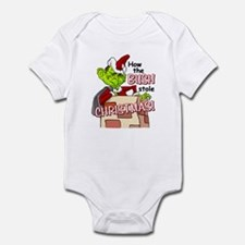GEORGE BUSH GRINCH Infant Bodysuit
