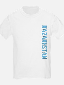 Kazakhstan Stamp T-Shirt
