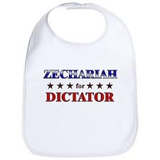 ZECHARIAH for dictator Bib