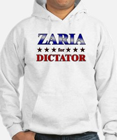 ZARIA for dictator Hoodie Sweatshirt
