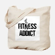 FITNESS ADDICT Tote Bag