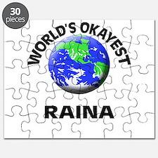 World's Okayest Raina Puzzle