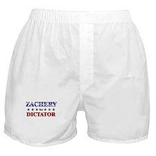 ZACHERY for dictator Boxer Shorts