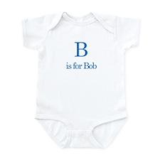 B is for Bob Infant Bodysuit