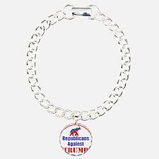 Republicans against Donald Trump Bracelet