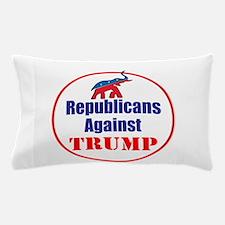 Republicans against Donald Trump Pillow Case