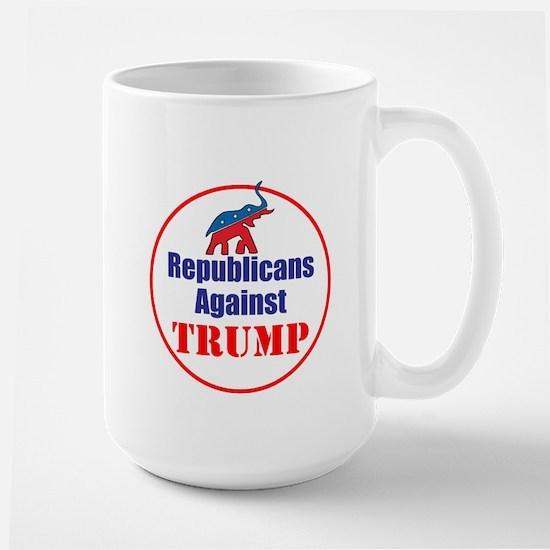 Republicans against Donald Trump Mugs