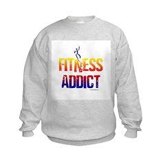 FITNESS ADDICT Sweatshirt