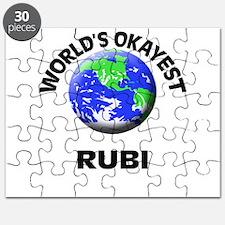 World's Okayest Rubi Puzzle