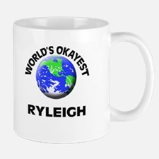 World's Okayest Ryleigh Mugs
