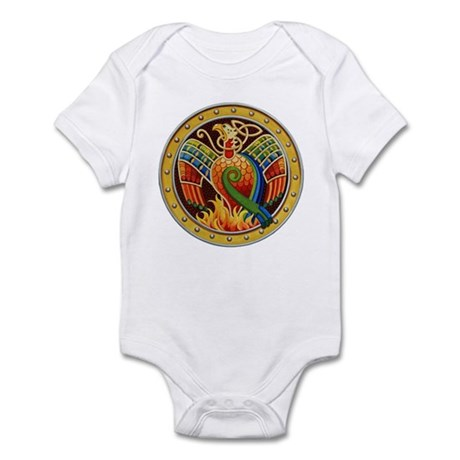 Celtic Phoenix Infant Bodysuit