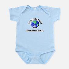 World's Okayest Samantha Body Suit