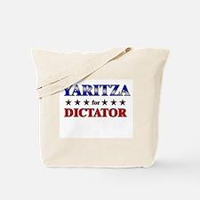 YARITZA for dictator Tote Bag
