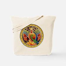 Celtic Phoenix Tote Bag
