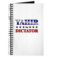 YAHIR for dictator Journal