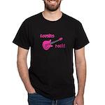 Cousins Rock! pink guitar Dark T-Shirt