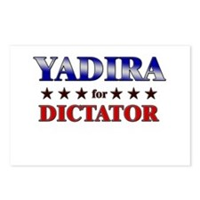 YADIRA for dictator Postcards (Package of 8)
