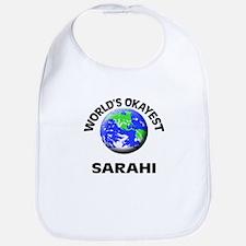 World's Okayest Sarahi Bib