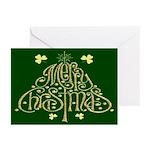 Steve & Jacquelyn's Christmas Cards (Pk of 20)