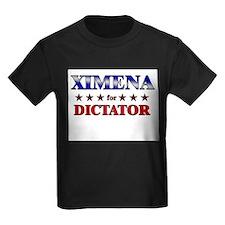 XIMENA for dictator T
