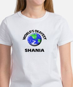 World's Okayest Shania T-Shirt