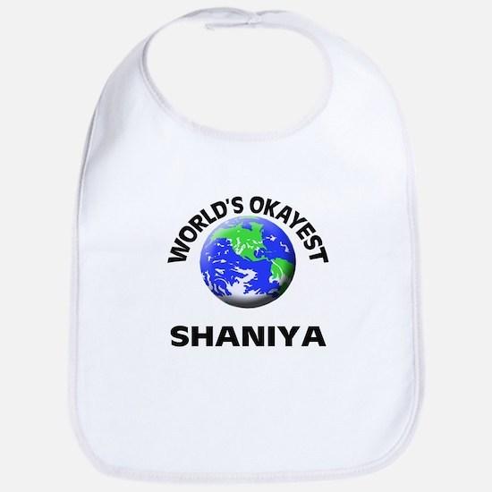 World's Okayest Shaniya Bib