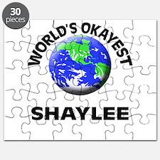 World's Okayest Shaylee Puzzle