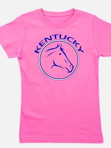 Cute Kentucky Girl's Tee
