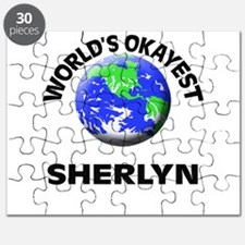 World's Okayest Sherlyn Puzzle