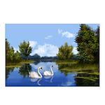 Swan Lake Postcards (Package of 8)