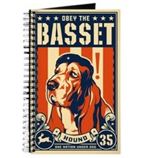 Basset Hound World Domination Journal