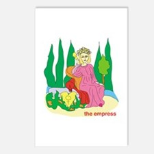 Empress Postcards (Package of 8)