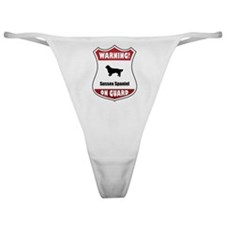 Sussex On Guard Classic Thong
