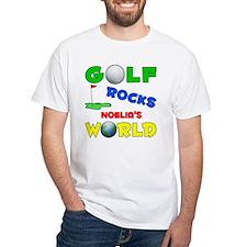 Golf Rocks Noelia's World - Shirt
