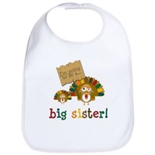 little turkey sister Bib
